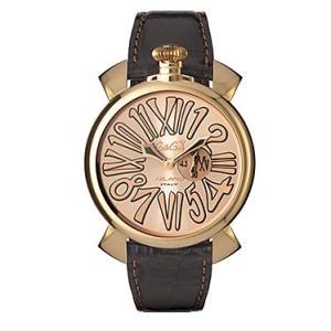 ガガミラノ  GAGA MILANO 腕時計 5085.2  ユニセックス euro