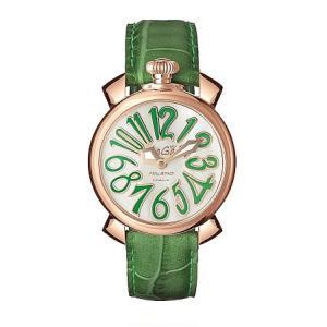 ガガミラノ  GAGA MILANO 腕時計 5021.6  レディース euro