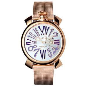 ガガミラノ  GAGA MILANO 腕時計 5081.3  ユニセックス euro
