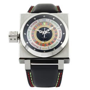 アジムート キングカジノ KING CASINO-SS 腕時計 メンズ SP-1 MECANIQUE AZIMUTH|euro