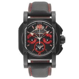 ヴィスコンティ 25th アニバーサリー クロノグラフ モンツァ W105-00-146-0017 腕時計 メンズ VISCONTI ビスコンティ Chronograph Monza|euro