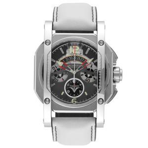 ヴィスコンティ 25th アニバーサリー クロノグラフ シルバーシャドウ W105-00-124-0612 腕時計 メンズ VISCONTI ビスコンティ Chronograph Silver Shadow|euro