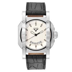 ヴィスコンティ 25th アニバーサリー アップ トゥ デイト エレガンス W101-00-101-01 腕時計 メンズ VISCONTI ビスコンティ ELEGANCE Up to date|euro