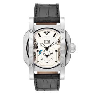 ヴィスコンティ 25th アニバーサリー GMT エレガンス W102-00-104-01 腕時計 メンズ VISCONTI ビスコンティ ELEGANCE GMT|euro