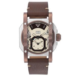 ヴィスコンティ 25th アニバーサリー GMT イメージ W102-00-105-02 腕時計 メンズ VISCONTI ビスコンティ IMAGE GMT|euro