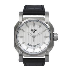 特価 ヴィスコンティ 2スクエアード アップ トゥ デイト エレガンス W101-01-101-010 腕時計 VISCONTI 2Squared Up to Date Elegance|euro