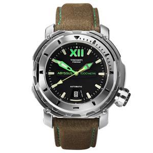 特価 ヴィスコンティ アビサス フルダイブ 1000M W115-00-163-0021 腕時計 VISCONTI Abyssus Full-Dive 1000M Inox|euro