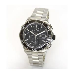 タグホイヤー アクアレーサー CAK2110.BA0833 ダイバーズ・ウオッチ 自動巻き クロノグラフ 腕時計 メンズ AQUARACER TAG HEUER|euro