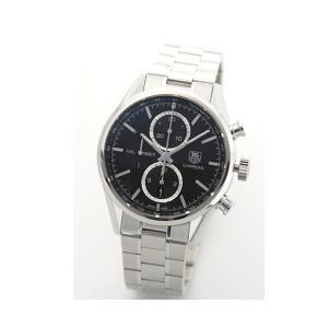 タグホイヤー カレラ CAR2110.BA0720 自動巻き クロノグラフ 腕時計 メンズ TAG HEUER euro