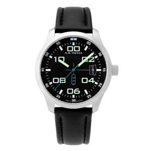 エヌ・ビー・イエガー タービュランス TURBULENCE 自動巻 腕時計 メンズ N.B.YAEGER