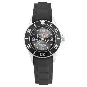 ワケありアウトレット ハローキティ アモンリザ ALHK1209BKP レディース 腕時計 HelloKitty AMONNLISA|euro