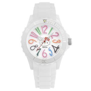 ワケありアウトレット ハローキティ アモンリザ ALHK1212WHP レディース 腕時計 HelloKitty AMONNLISA Japan limited|euro