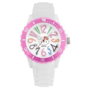 ワケありアウトレット ハローキティ アモンリザ ALHK1212WHPP レディース 腕時計 HelloKitty AMONNLISA Japan limited|euro