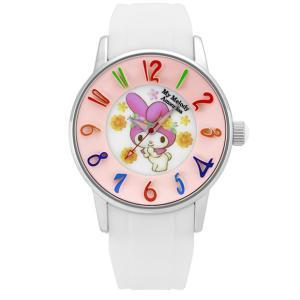 ワケあリアウトレット マイメロディ アモンリザ ALMM1240PKWH 腕時計 レディース My Melody×AMONNLISA マイメロディ 40th アニバーサリー|euro