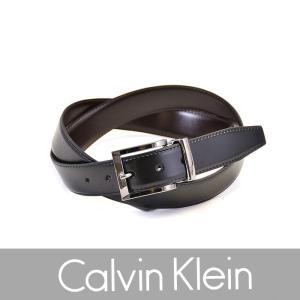 カルバンクライン ベルト CALVIN KLEIN ブラック...