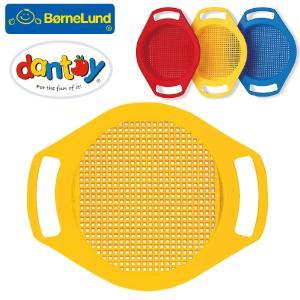 Bornelund ボーネルンド dantoy ダントーイ 砂ふるい 黄色 ~ 砂場遊びに大活躍!50年以上の歴史を持つ、デンマークの[Dantoy ダントーイ] の丈夫で安全な玩具で|eurobus