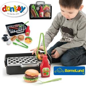 Bornelund ボーネルンド dantoy ダントーイ おでかけバーベキューセット おままごと ~ 2歳、3歳の男の子、女の子の誕生日プレゼント、クリスマスプレゼントに人|eurobus