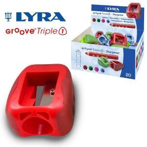 LYRA リラ社 Groove グルーヴトリプルワン用シャープナー