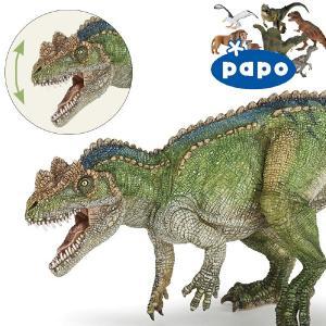 【メール便可】PAPO パポ社 ケラトサウルス ~ Dinosaurs ダイナソーシリーズ、恐竜のフィギュア。リアルな表情が魅力のフィギュアです。 eurobus