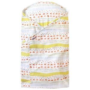 【おくるみ アフガン ブランケット 赤ちゃん ベビー 寝具】  くもの上の心地よさを。いつも同じやわ...
