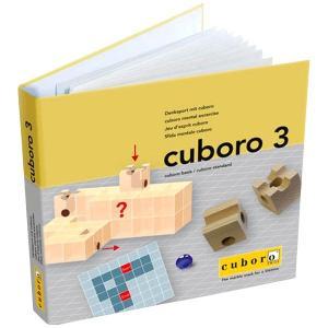 cuboro キュボロ社/クボロ社 パターンバインダー 3 (日本語併記)|eurobus