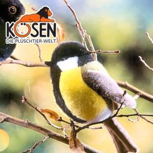 KOESEN ケーセン社 小鳥 シジュウカラ '09 5830|eurobus