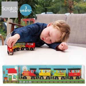 Scratch スクラッチ トレイン アラウンド ザ ワールド ~ 2歳、3歳の男の子、女の子の誕生日、クリスマスプレゼントに人気。|eurobus