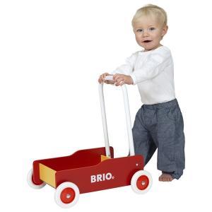 BRIO ブリオ 手押し車(赤) eurobus