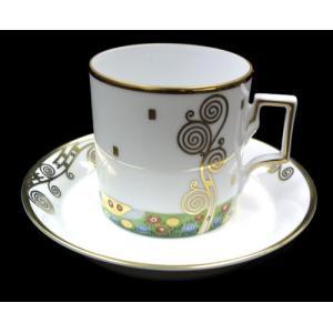 アウガルテン(オーストリア)【クリムト/生命の樹】コーヒーC/S|euroclassics