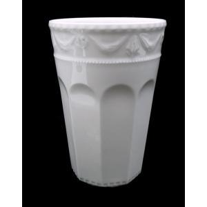 KPMベルリン【白磁クアランド ラテマキアート用ビーカー 高さ約14.5cm】花瓶にも!|euroclassics