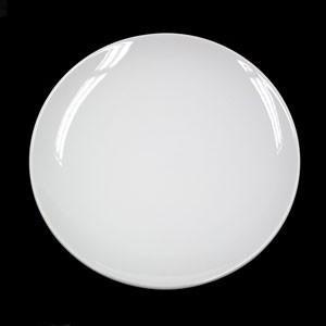 KPMベルリン【白磁ウルビーノ19.5cmデザートプレート】MOMAパーマネントコレクション|euroclassics