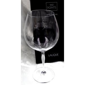 ラリック【100ポイント ブルゴーニュワイングラス(箱入)】ギフト包装無料|euroclassics