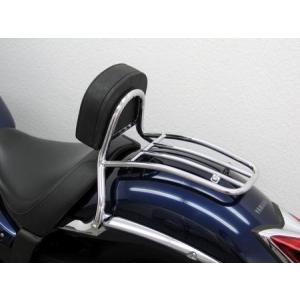 Fehling: ドライバー シーシーバー ラゲッジキャリア付  for Yamaha XVS 950 A|eurodirect