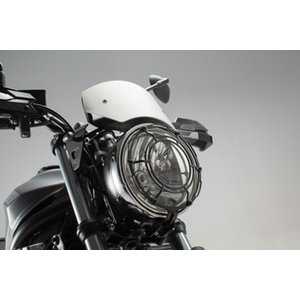 SW-MOTECH: ヘッドライトグリル Black Suzuki SV650 ABS (15-) | lps-05-670-10000-b|eurodirect