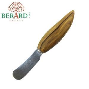 ベラール BERARD オリーブの木 バターナイフ(ステンレス)#12071 (V) eurokitchen