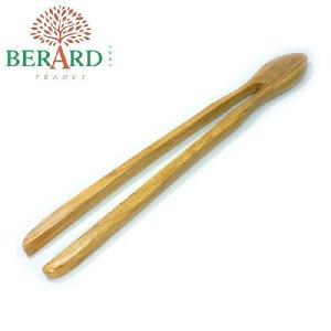 ベラール BERARD オリーブの木 菜箸トング(一体型)パン・トースト用#52177 eurokitchen
