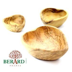 ベラール BERARD オリーブの木 ハート型 インサート 大中小3点セット スパイス小皿#89678(入れ子 インサート) eurokitchen