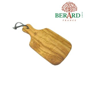 ベラール BERARD オリーブの木 小型一枚板カッティングボード(まな板) 小 #54070 eurokitchen