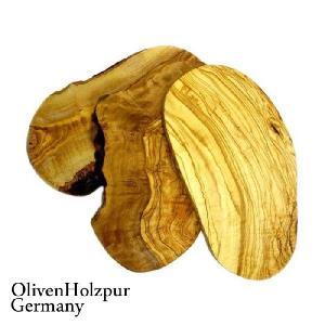 オリフェン・ホルツプア OlivenHolzpur オリーブの木まな板(30x17x2cm〜 変形ナチュラル #BN30 eurokitchen