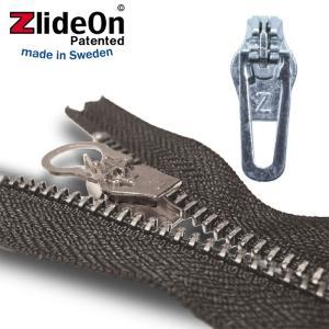 ズライドオン ZlideOn 5A-2 シルバー 角プルタブ  ファスナー・ジッパー・チャックの簡単修理ツール  動画|eurokitchen
