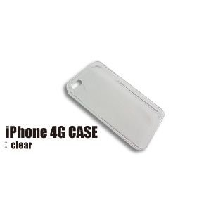 iPhone4/4S用クリアケース{iPhone4-CRY}|europort