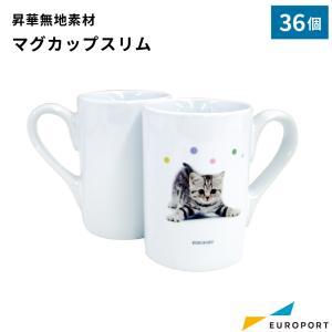 スリムマグカップ 36個 {STM-009}|europort