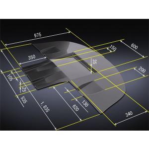 汎用パーツ  フロントディフューザー タイプ2 エアロパーツ|eurou