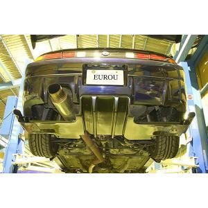リアディフューザー タイプ1 CT9A ランエボ eurou