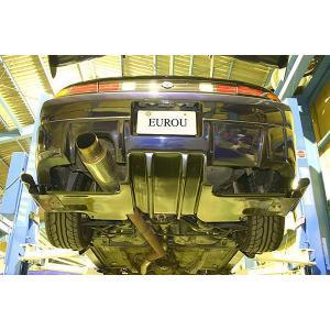 リアディフューザー タイプ1 BNR32 HCR32 スカイライン eurou