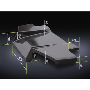 リアディフューザー タイプ4 SXE10 GXE10 アルテッツァ|eurou