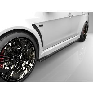 ランサーエボリューション10 CZ4A サイドステップ エアロパーツ|eurou