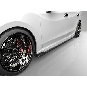 インプレッサスポーツ GT2 GT3 GT6 GT7 サイドステップ エアロパーツ eurou