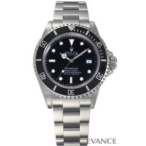 ロレックス シードゥエラー 16600 ブラック T番 メンズ ROLEX (中古)|evance-web