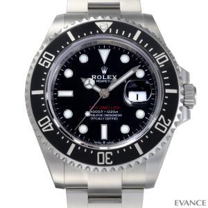 ロレックス シードゥエラー 126600 ブラック メンズ ROLEX (新品) evance-web